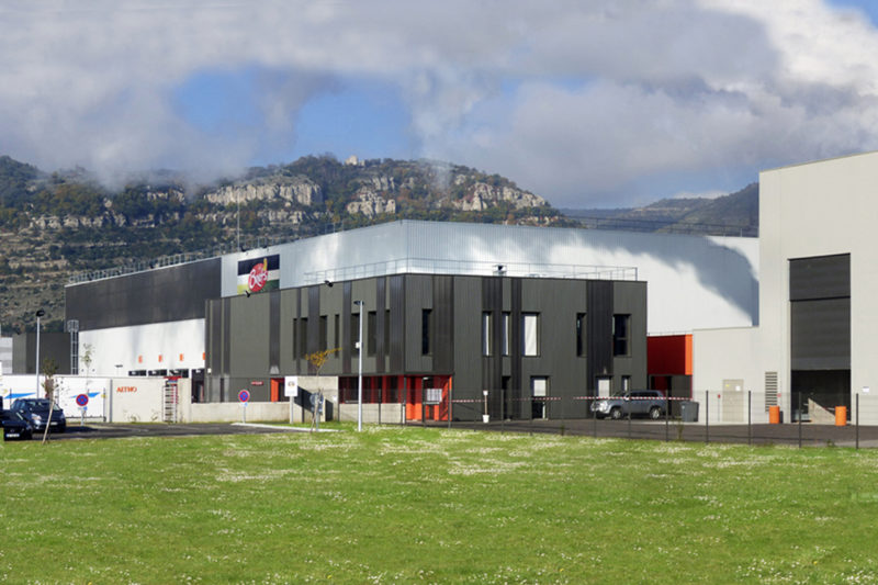 Unité de fabrication ALTHO, Le Pouzin (07)