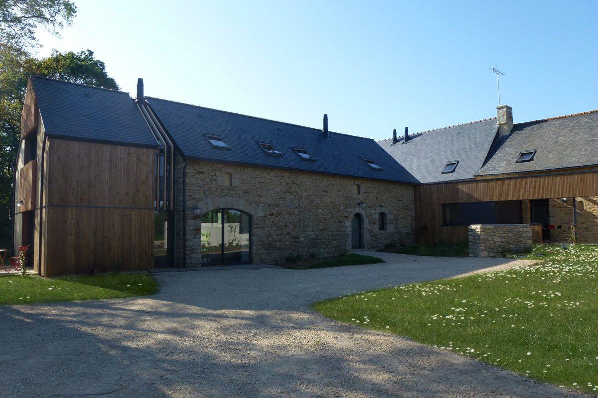 Gîtes ruraux la Ferm'H Baden