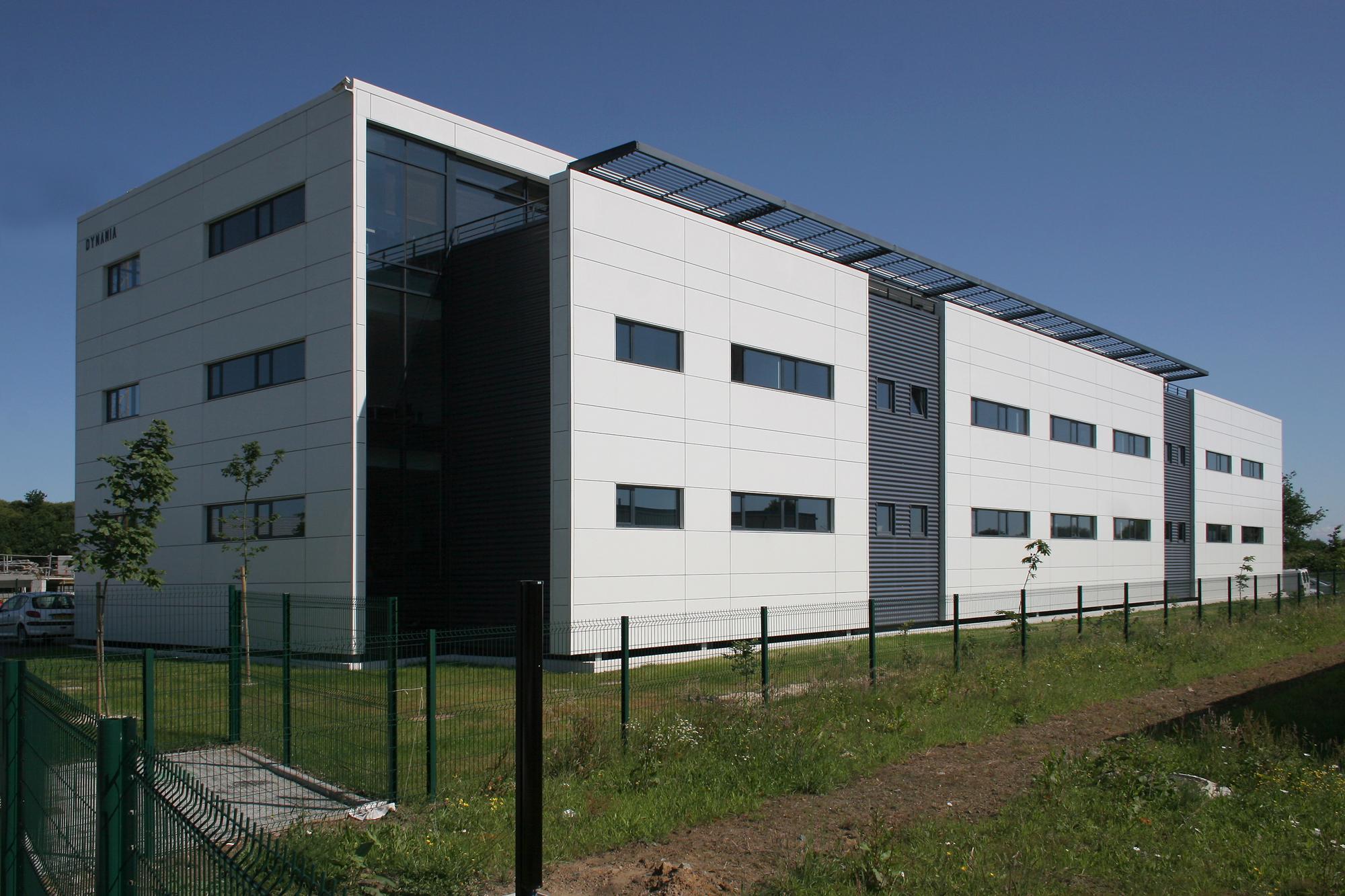 Immeuble de bureaux Dynamia Orvault