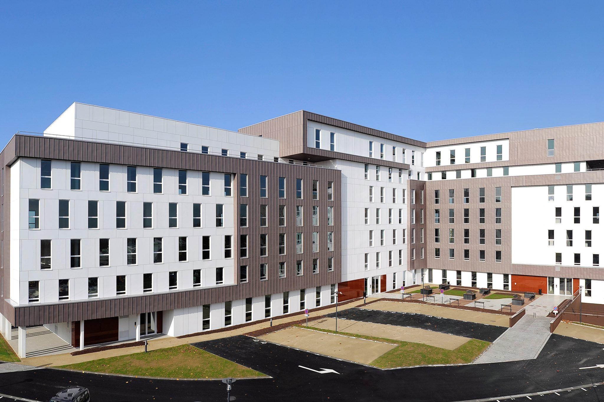 Immeuble de bureaux Newton Cesson-Sévigné