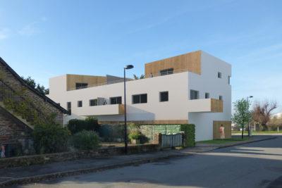Logement collectif Saint-Jacques-de-la-Lande Aiguillon