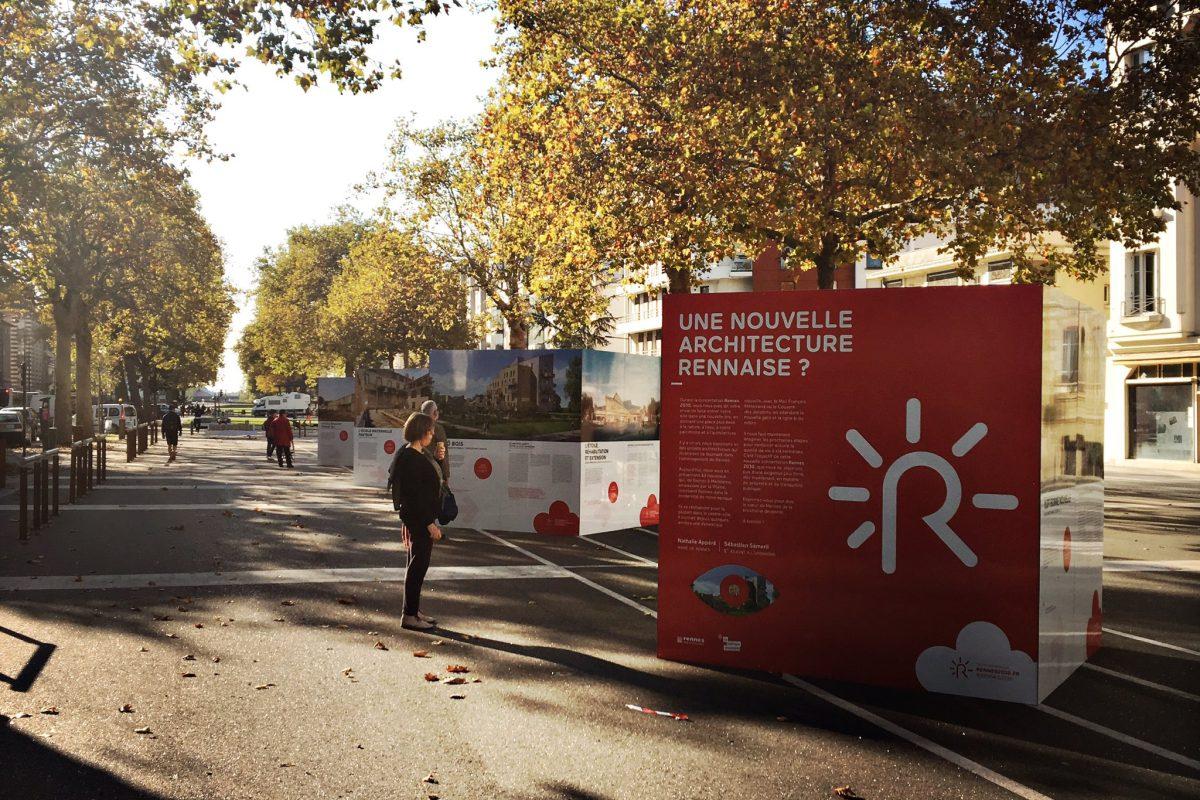 Exposition «Une nouvelle architecture rennaise ?»