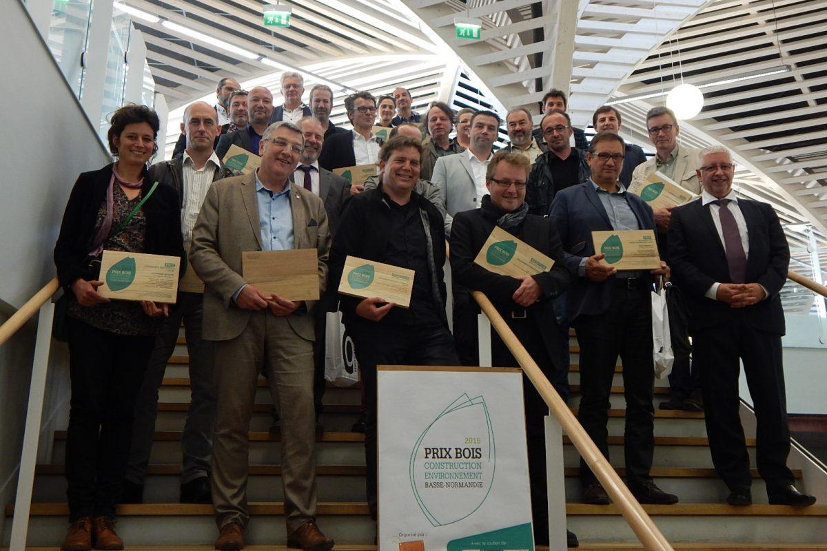 1er Prix Bois Construction Environnement 2015